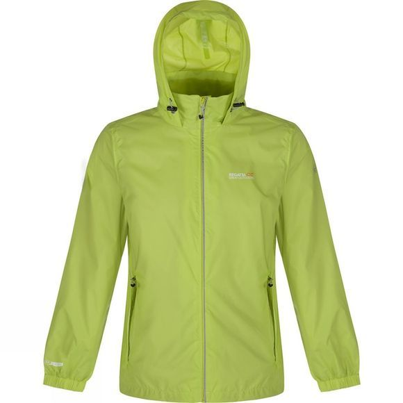 Regatta Mens Lyle III Jacket Lime Zest