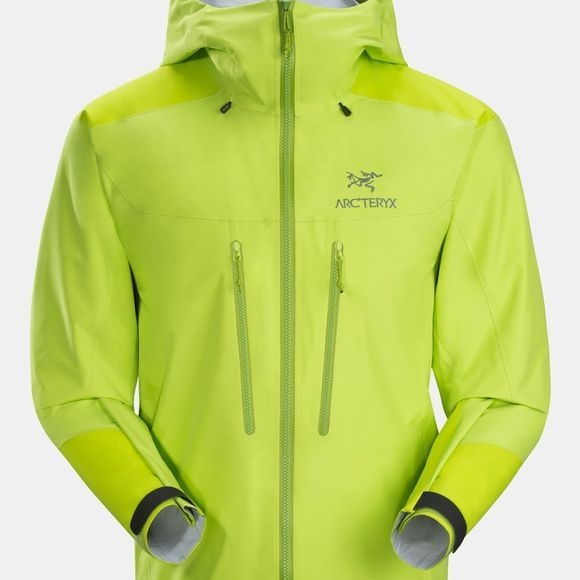 Arc'teryx Mens Alpha AR Gore-Tex Pro Jacket Pulse