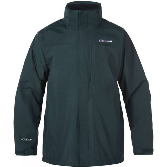 Berghaus Mens Hillwalker Long Jacket Scarab