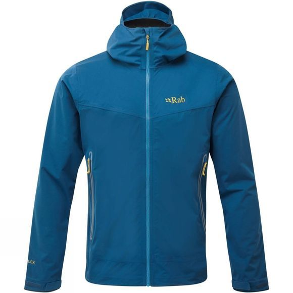 Rab Mens Kinetic Plus Jacket Ink