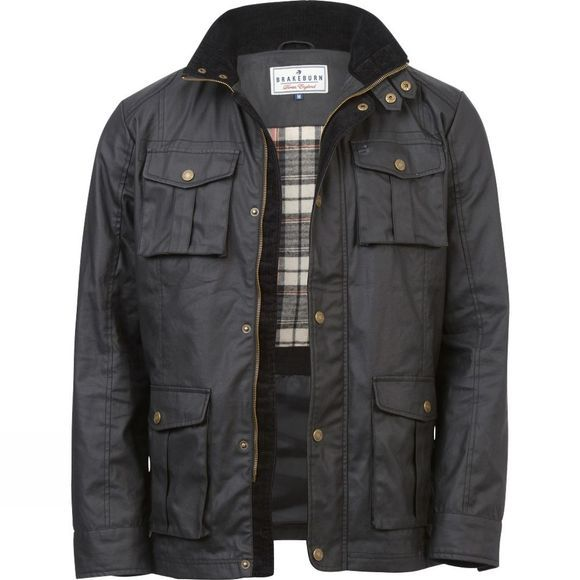Mens Coated Jacket