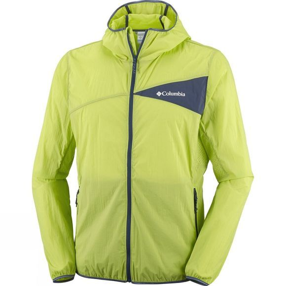 Mens Addison Park Windbreaker Jacket