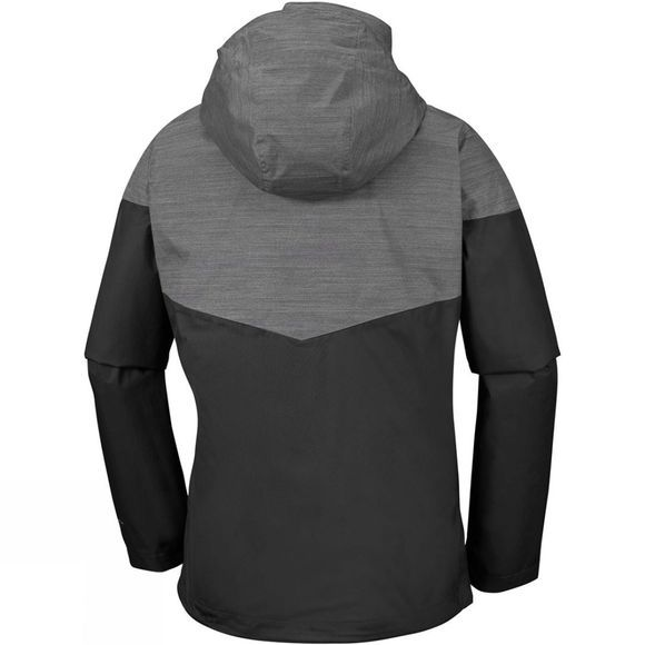 Columbia Mens Inner Limits Jacket Black/Graphite Heather