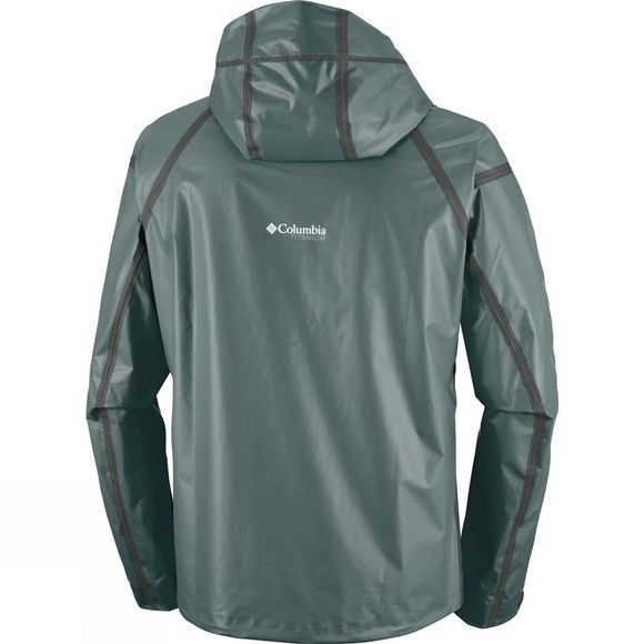 Columbia Mens OutDry Ex Gold Tech Shell Jacket Pond