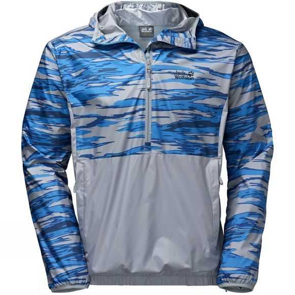 Mens Coastal Wave Smock