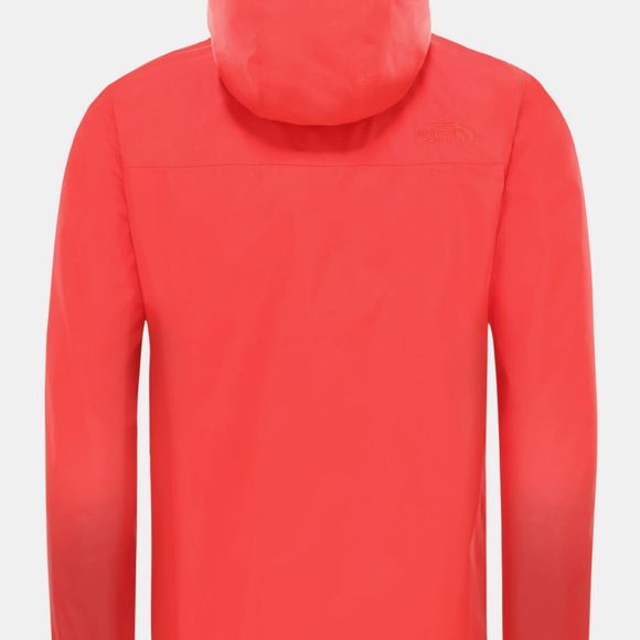 The North Face Mens Resolve 2 Jacket Fiery Red