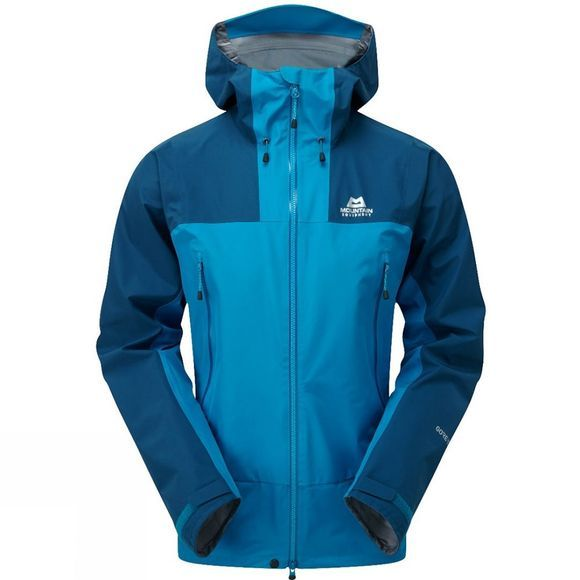 Mountain Equipment Mens Quarrel Jacket Lagoon Blue/Marine