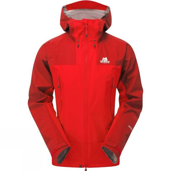 Mountain Equipment Mens Quarrel Jacket Imperial Red/Barbados