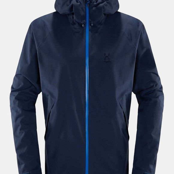 Haglofs Mens Esker Jacket Tarn Blue