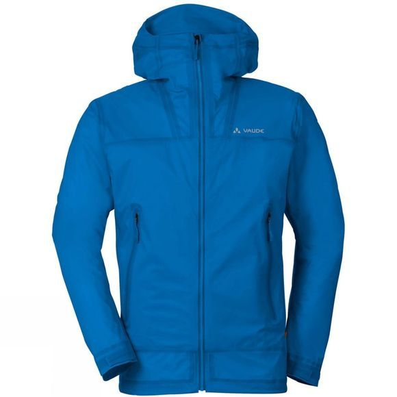 Vaude Mens Zebru UL 3L Jacket Radiate Blue