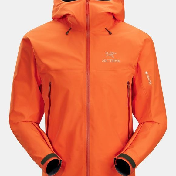 Arc'teryx Mens Beta LT Gore Tex Pro Jacket Trail Blaze