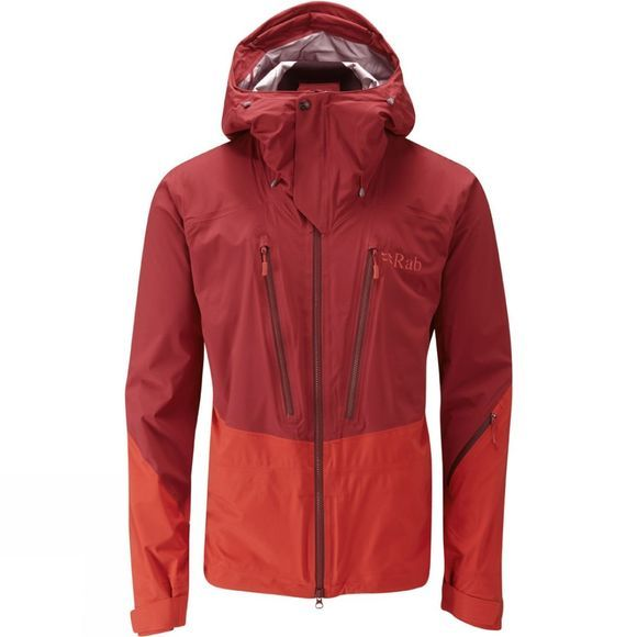 Rab Mens Sharp Edge Jacket Autumn/Horizon