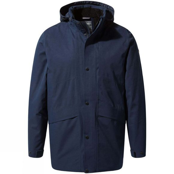 Craghoppers Mens Axel Jacket Blue Navy