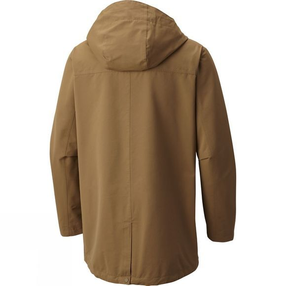 Columbia Mens South Canyon Long Jacket Delta