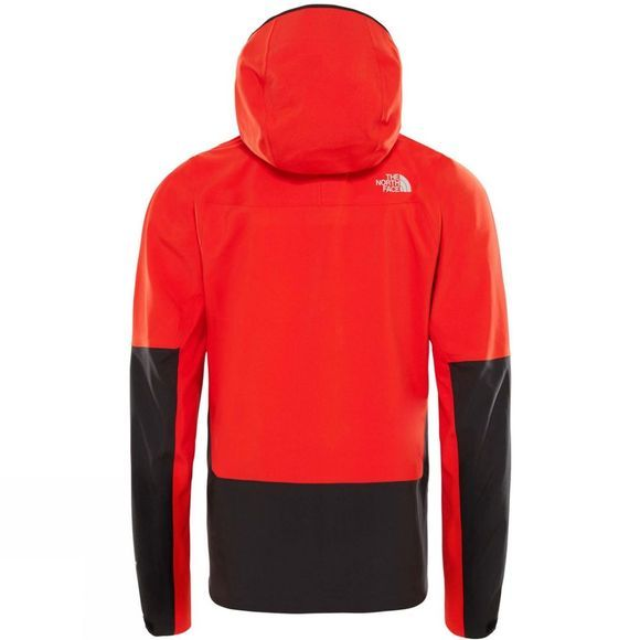 The North Face Mens Apex Flex GTX 2.0 Jacket Fiery Red/TNF Black