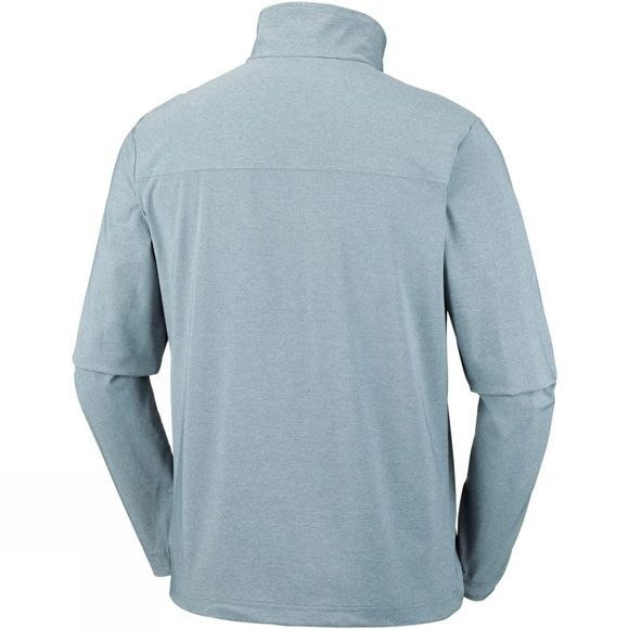 Columbia Mens Heather Canyon Jacket Grey Ash Heather