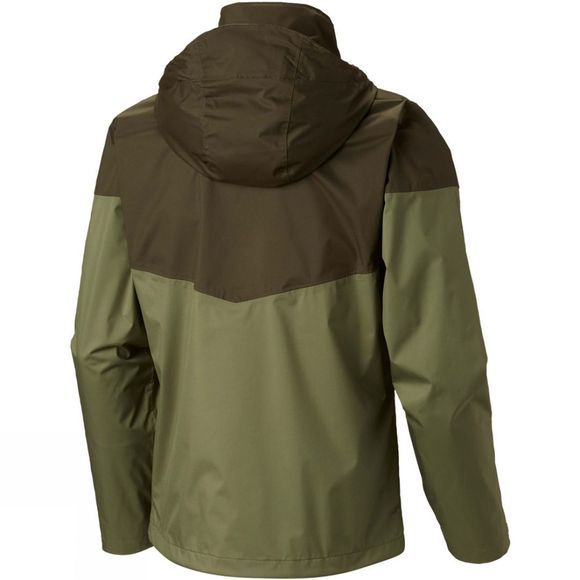 Columbia Mens Inner Limits Jacket Mosstone/Peatmoss