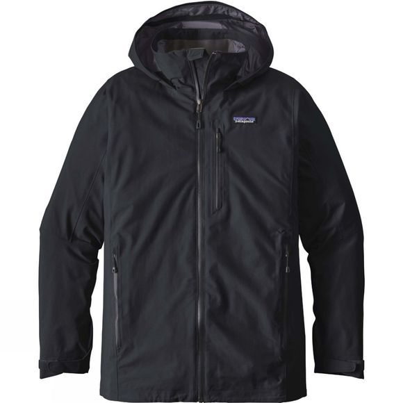 Patagonia Mens Windsweep Jacket Black