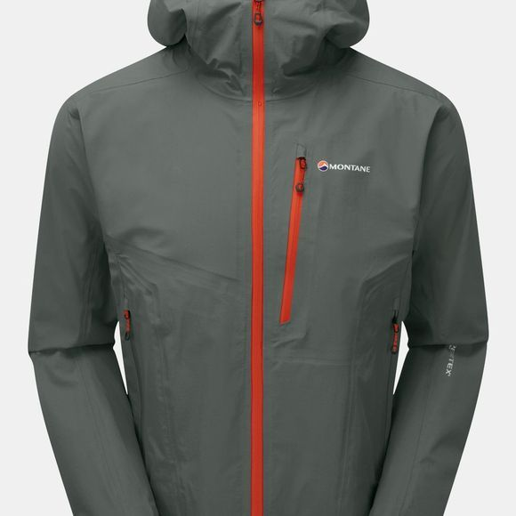 Montane Mens Ultra Tour Jacket Shadow