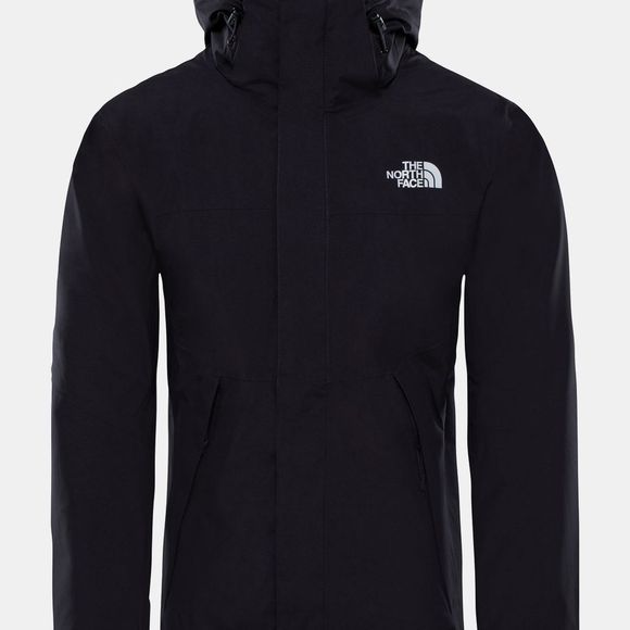 The North Face Mens Mountain Light II Shell Jacket TNF Black