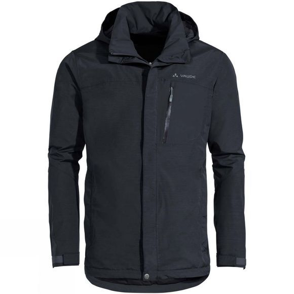 Vaude Mens Furnas III Jacket Phantom Black