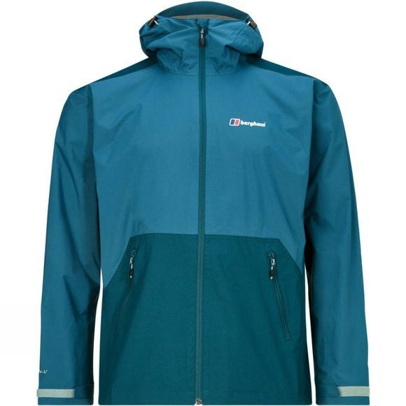 Berghaus Mens Deluge Pro Jacket Smoke Signal / Rolling Storm