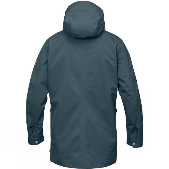 Fjallraven Mens Greenland Eco-Shell Jacket Dusk