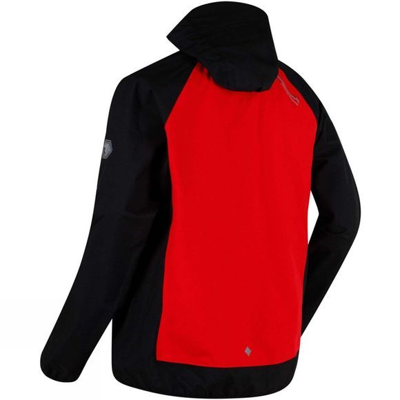 Regatta Mens Imber III Jacket Black/Pepper