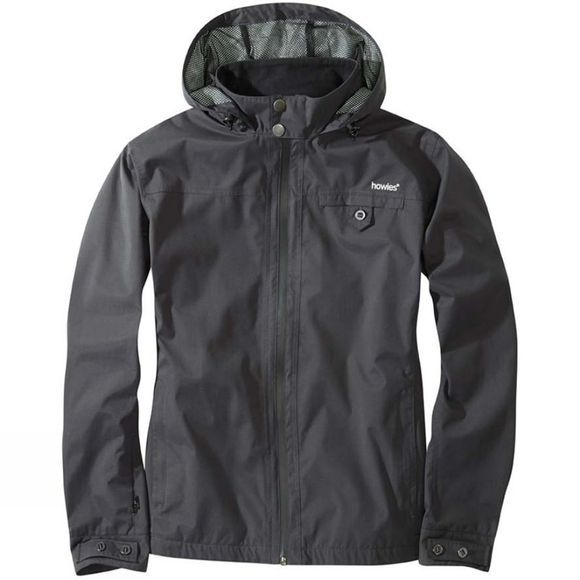 Howies Mens Courier Jacket Raven