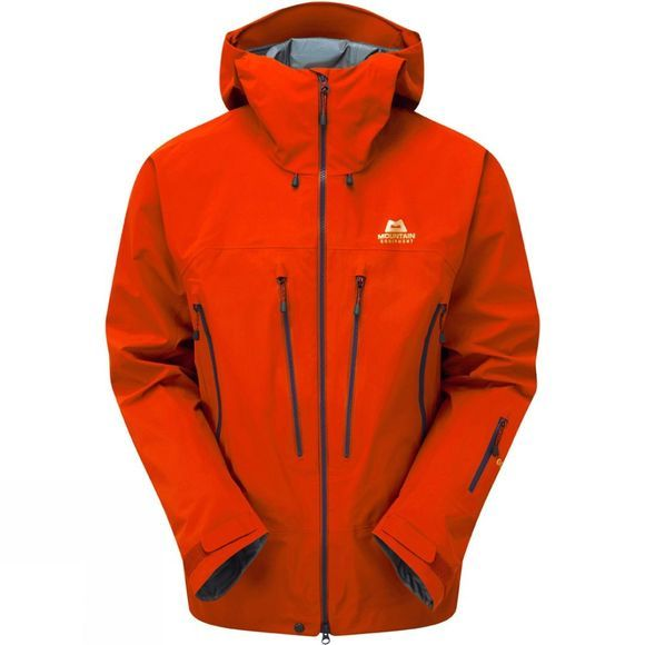 Mountain Equipment Mens Changabang Jacket Cardinal Orange