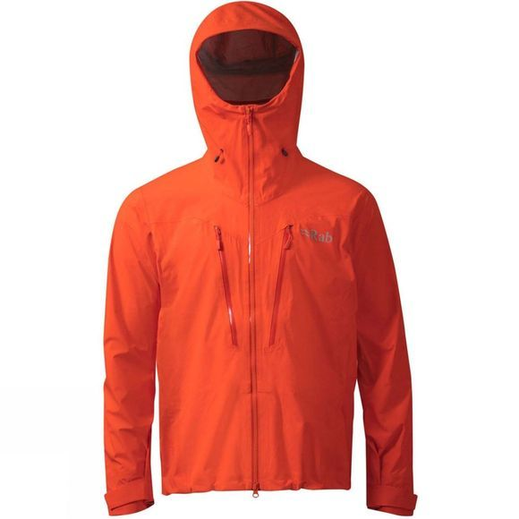 Rab Mens Muztag DV Jacket Horizon