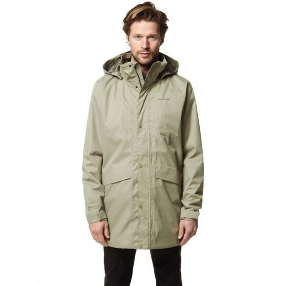 Craghoppers Mens Brae Jacket Greenwich Green