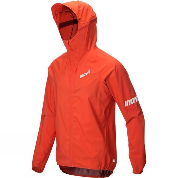 Inov-8 Mens AT/C Stormshell FZ Jacket Red