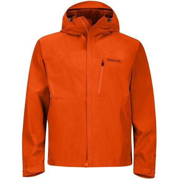 Marmot Mens Minimalist Component Jacket Orange Haze