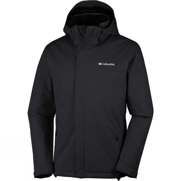 Columbia Mens Everett Mountain Jacket Black