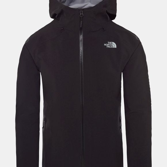 The North Face Mens Apex Flex Dryvent Jacket TNF Black