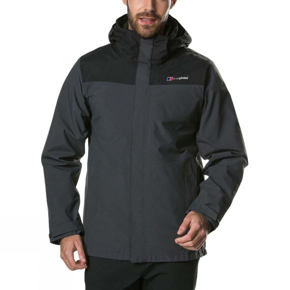 Berghaus Mens Hillwalker IA Jacket Carbon/Black