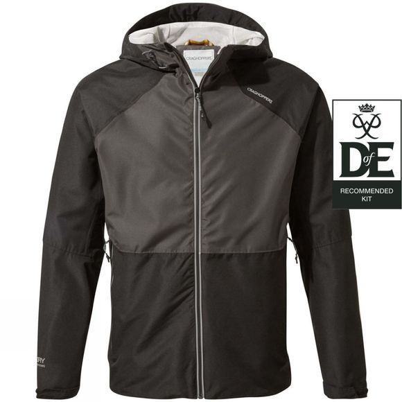 Craghoppers Mens Horizon Jacket Black