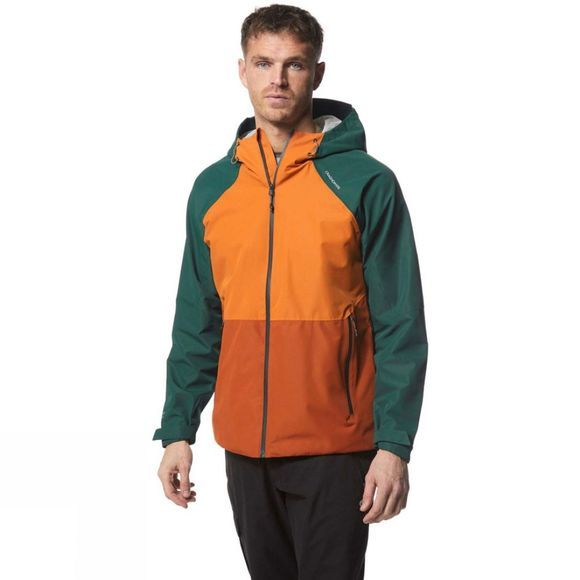 Craghoppers Mens Horizon Jacket Mountain Green
