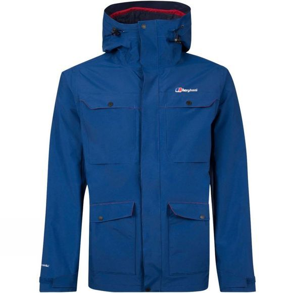 Berghaus Mens Otago IA Jacket Deep Water