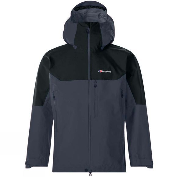 Berghaus Mens Extrem 5000 PZ Jacket Carbon/Black