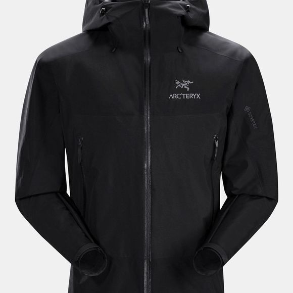 Arc'teryx Mens Beta Superlight Hybrid Jacket  Black