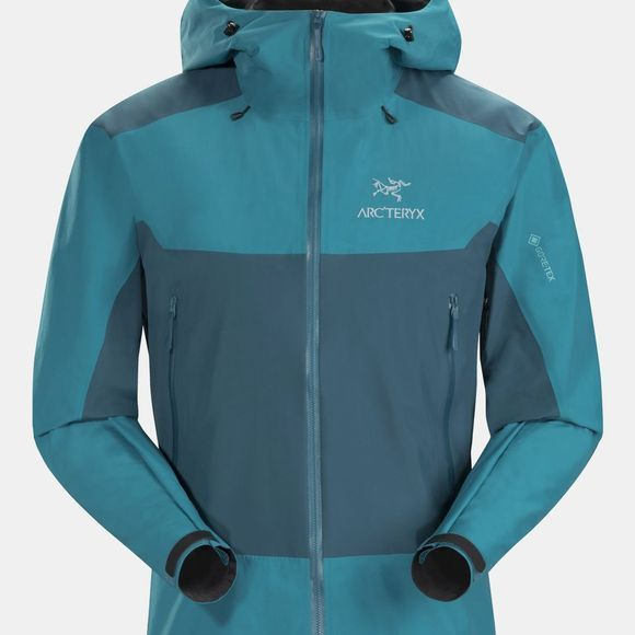 Arc'teryx Mens Beta Superlight Hybrid Jacket  Dark Firoza