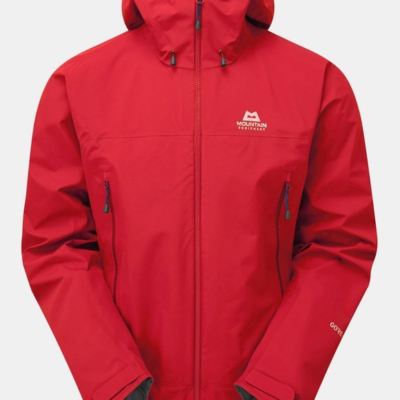 Mountain Equipment Mens Shivling Jacket Imperial Red