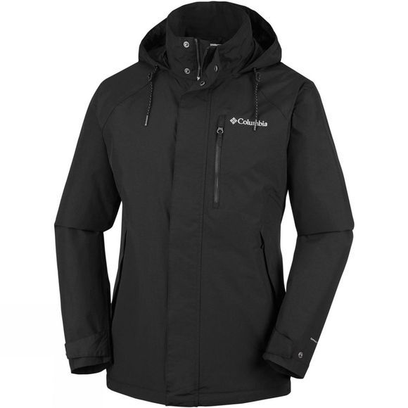 Columbia Mens Good Ways II Jacket Black