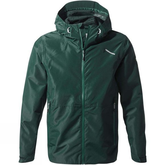 Craghoppers Mens Balla Jacket Mountain Green