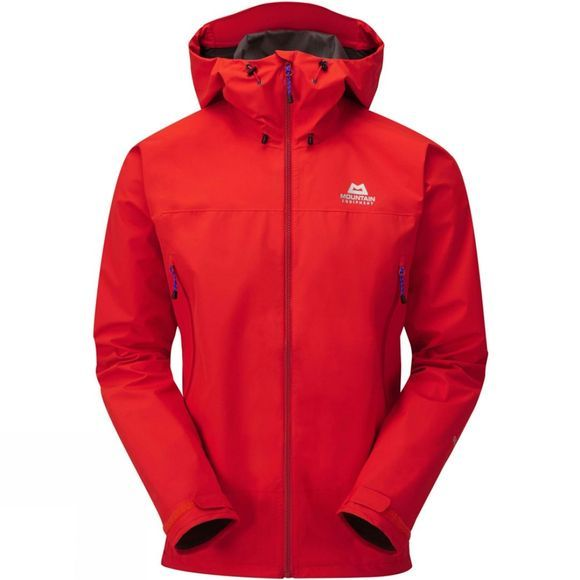 Mountain Equipment Mens Gandiva Jacket Crimson