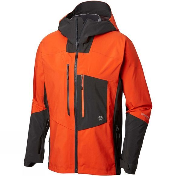 Mountain Hardwear Men's Exposure 2 GTX Pro Jacket State Orange