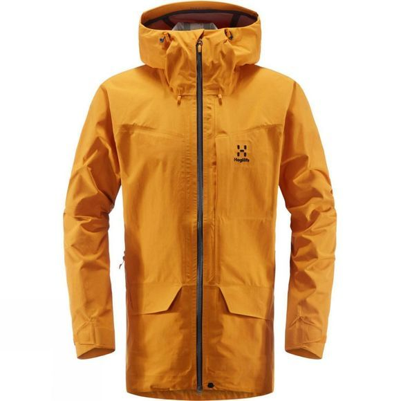 Haglofs Mens Grym Evo Jacket Desert Yellow