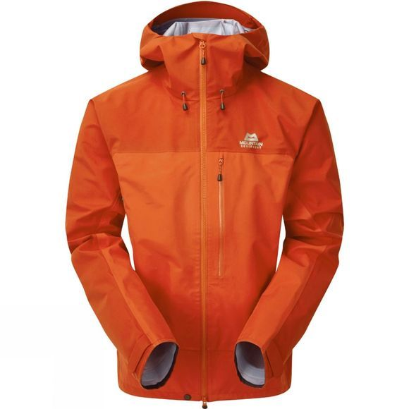 Mountain Equipment Men's Makalu Jacket Magma/Bracken
